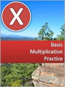 Basic Multiplication Practice by FatMath: NOOK Book Cover