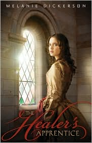 The Healer's Apprentice by Melanie Dickerson: NOOK Book Cover