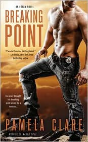 Breaking Point (I-Team Series #5) by Pamela Clare: Book Cover