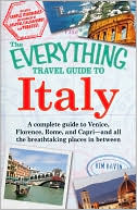 The Everything Travel Guide to Italy by Kim Kavin: NOOK Book Cover