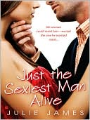 Just the Sexiest Man Alive by Julie James: Audio Book Cover