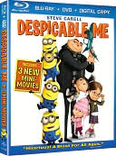 Despicable Me with Steve Carell