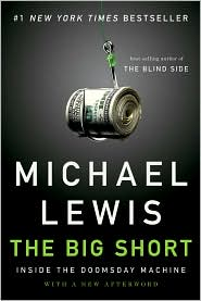 The Big Short: Inside the Doomsday Machine by Michael Lewis: Book Cover