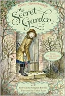 Secret Garden by Frances Hodgson Burnett: Book Cover