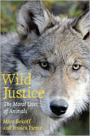 Wild Justice by Marc Bekoff: Book Cover