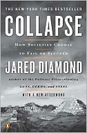 Collapse by Jared Diamond: Book Cover