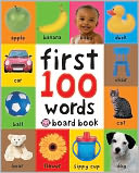 First 100 Soft to Touch Words by Roger Priddy: Book Cover