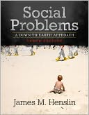 Social Problems by James M. Henslin: Book Cover
