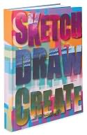 "Sketch Draw Create Multi Color Sketchbook (8""x11"") by Barnes & Noble: Product Image"