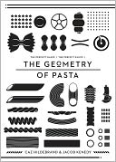 The Geometry of Pasta by Caz Hildebrand: Book Cover