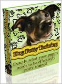 Dog Potty Training by Lou Diamond: NOOK Book Cover