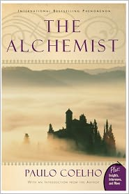 The Alchemist by Paulo Coelho: Book Cover