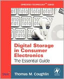 Digital Storage in Consumer Electronics by Thomas M. Coughlin: Book Cover