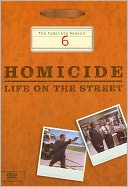 Homicide Life on the Street - The Complete Season 6 with Andre Braugher
