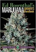 Marijuana Grower's Handbook by Ed Rosenthal: Book Cover