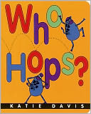 Who Hops? by Katie Davis: Book Cover