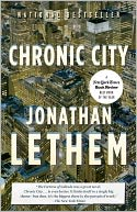 Chronic City by Jonathan Lethem: NOOK Book Cover