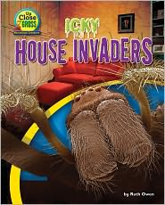 Icky House Invaders by Ruth Owen: Book Cover