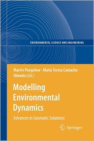 Modelling Environmental Dynamics: Advances in Geomatic Solutions