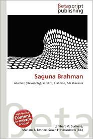 BARNES & NOBLE | Saguna Brahman by Lambert M. Surhone | Paperback