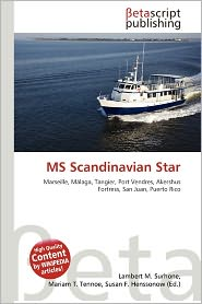 BARNES & NOBLE | Ms Scandinavian Star by Lambert M. Surhone ...