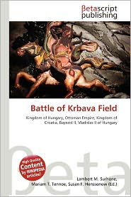 BARNES & NOBLE | Battle Of Krbava Field by Lambert M. Surhone ...