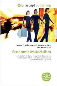 Economic Materialism | RM.