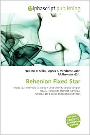 Behenian Fixed Star | RM.