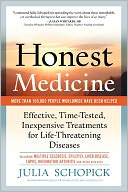 Honest Medicine by Julia E. Schopick: Book Cover