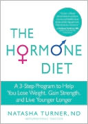The Hormone Diet by Natasha Turner ND: Book Cover