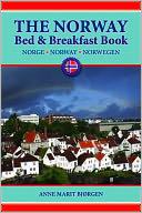 The Norway Bed and Breakfast Book by Anne Bjorgen: Book Cover