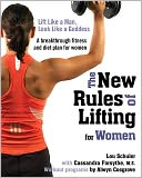 The New Rules of Lifting for Women by Lou Schuler: NOOK Book Cover