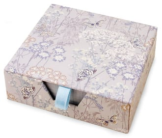Dusky Meadow Boxed Desk Notes 250 Sheets