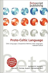 BARNES & NOBLE | Proto-Celtic Language by Lambert M. Surhone ...