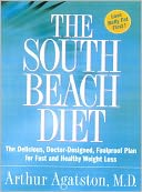 South Beach Diet by Arthur Agatston: NOOK Book Cover