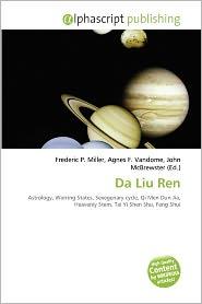 BARNES & NOBLE | Da Liu Ren by Frederic P. Miller | Paperback