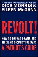 Revolt! by Dick Morris: NOOK Book Cover