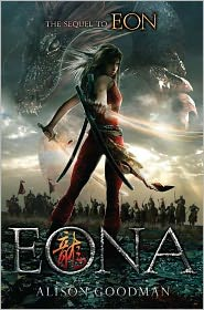 Eona by Alison Goodman: Book Cover