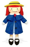 "'8"" Madeline Plush Soft Toy by YOTTOY: Product Image"