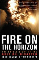 Fire on the Horizon by John Konrad: NOOK Book Cover