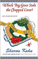 Which Big Giver Stole the Chopped Liver? (A Ruby, the Rabbi's Wife Mystery)