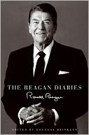 The Reagan Diaries by Ronald Reagan: NOOK Book Cover