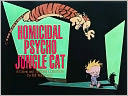 Homicidal Psycho Jungle Cat by Bill Watterson: Book Cover