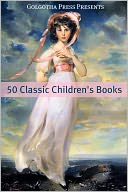 50 Classic Children's Books by Beatrix Potter: NOOK Book Cover