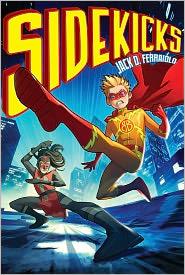 Sidekicks by Jack D. Ferraiolo: Book Cover