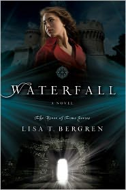 Waterfall by Lisa T. Bergren: Book Cover