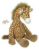 Gentle Giraffe by Cloud B: Product Image