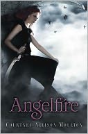 Angelfire (Angelfire Series #1) by Courtney Allison Moulton: NOOK Book Cover