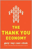 The Thank You Economy by Gary Vaynerchuk: Book Cover