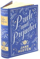 Pride and Prejudice (Barnes & Noble Leatherbound Classics Series) by Jane Austen: Book Cover